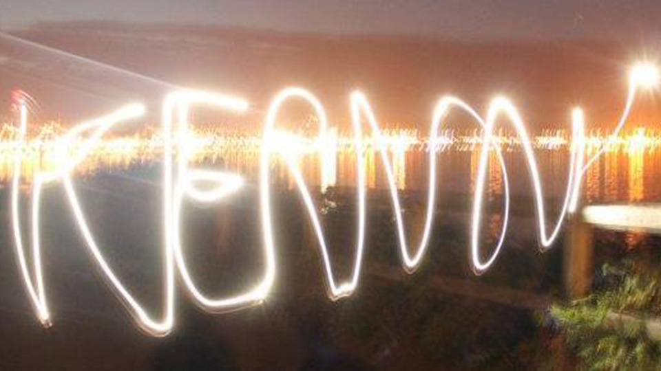 Kernow in lights