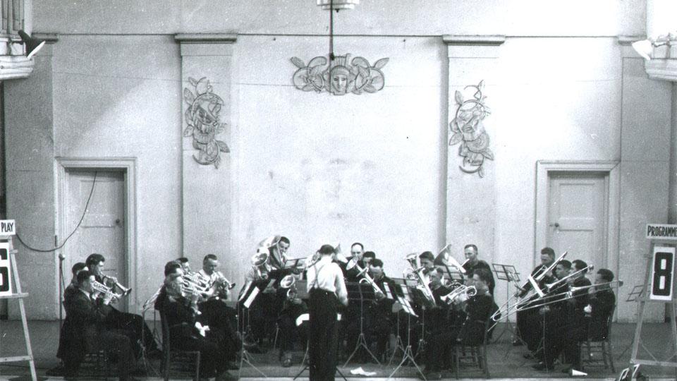 Bugle band