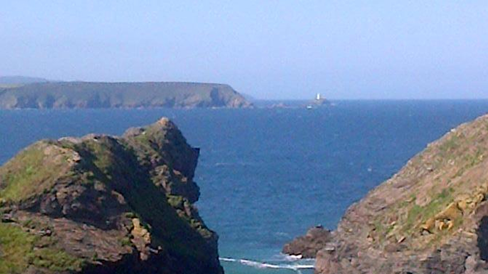 Lighthouse near Portreath