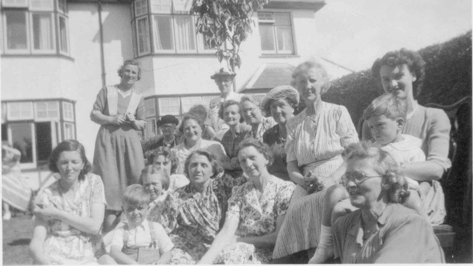 Labour Garden Party, 1953